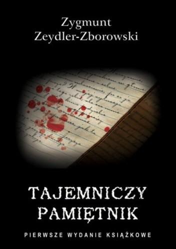 Okładka książki Tajemniczy pamiętnik