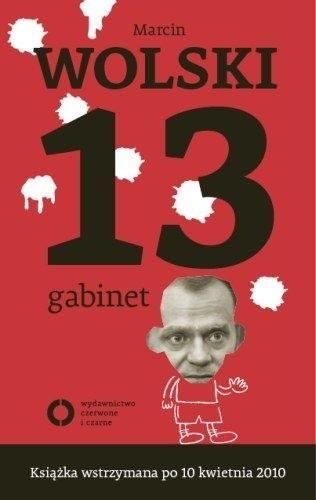 Okładka książki 13. gabinet