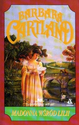 Okładka książki Madonna wśród lilii