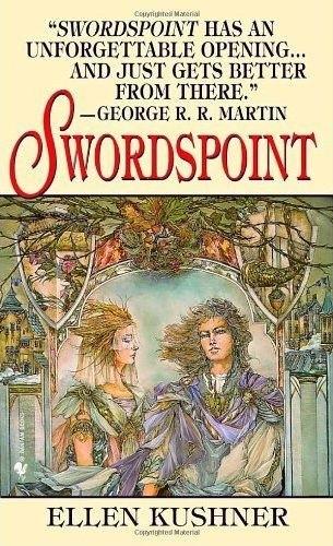 Okładka książki Swordspoint: A Melodrama of Manners