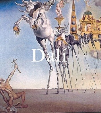 Okładka książki Dalí: 1904-1989