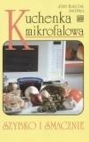 Okładka książki Kuchenka mikrofalowa.  Szybko i smacznie.
