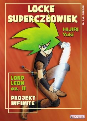 Okładka książki Locke Superczłowiek #8