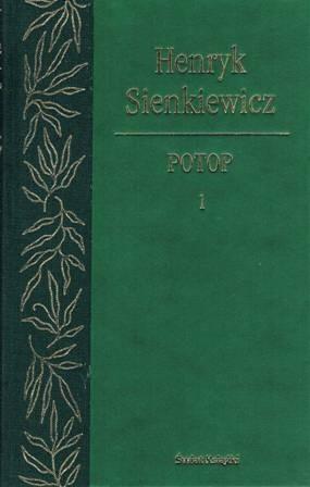 Okładka książki Potop. Tom 1.