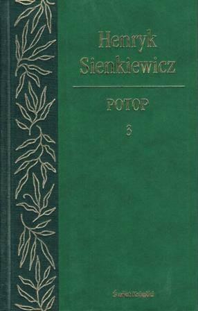Okładka książki Potop. Tom 3.