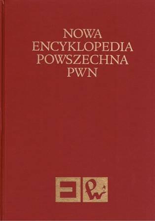 Okładka książki Nowa Encyklopedia Powszechna PWN. Tomy 1-8