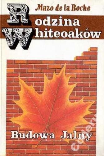 Okładka książki Budowa Jalny