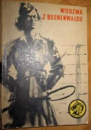 Okładka książki Wiedźma z Buchenwaldu