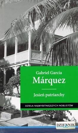 Okładka książki Jesień patriarchy