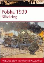 Okładka książki Polska 1939. Blitzkrieg