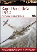 Okładka książki Rajd Doolittle'a 1942. Pierwszy cios Ameryki