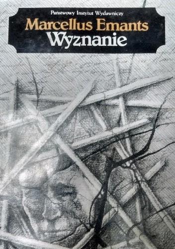 Okładka książki Wyznanie