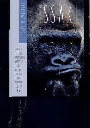 Okładka książki Leksykon zwierząt. Ssaki 3