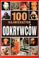 Okładka książki 100 największych odkrywców