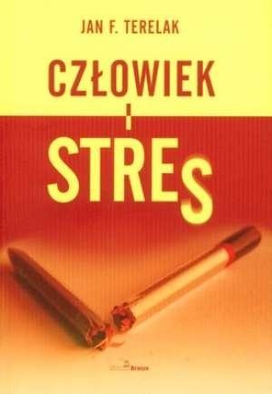 Okładka książki Człowiek i stres