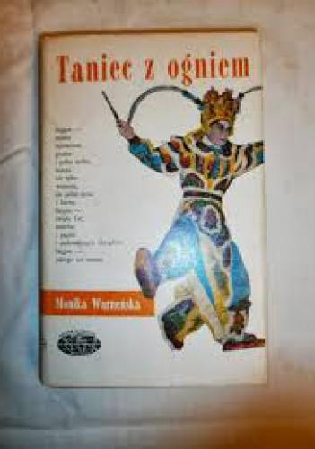 Okładka książki Taniec z ogniem