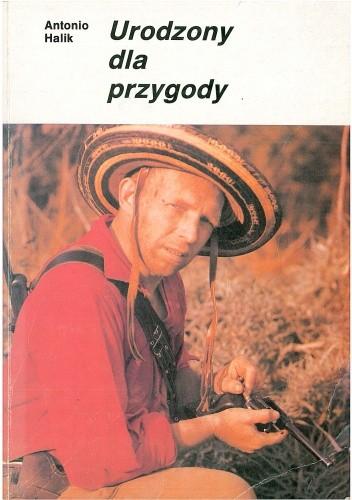Okładka książki Urodzony dla przygody