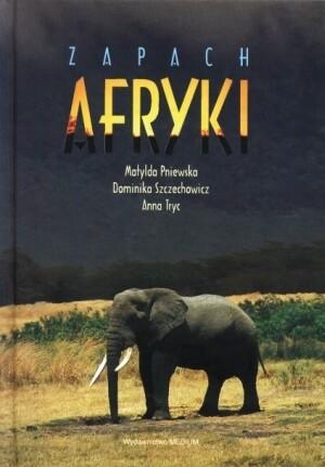 Okładka książki Zapach Afryki