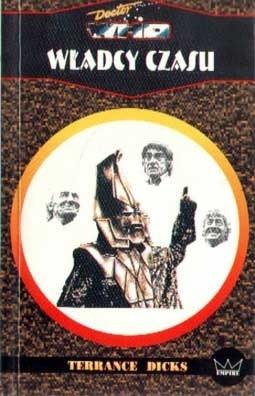 Okładka książki Władcy Czasu