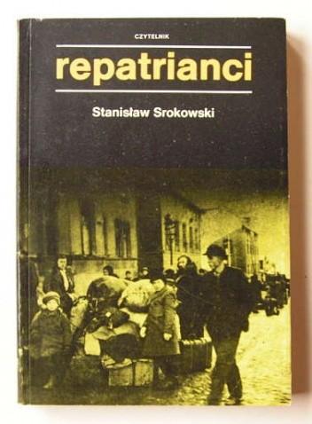 Okładka książki Repatrianci