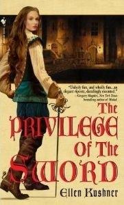 Okładka książki The Privilege of the Sword