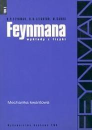 Okładka książki Feynmana wykłady z fizyki - mechanika kwantowa