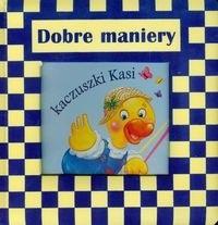 Okładka książki Dobre maniery kaczuszki Kasi