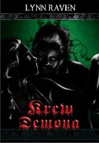 Okładka książki Krew Demona