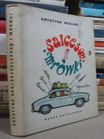 Okładka książki Salceson i mrówki