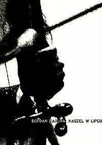 Okładka książki Kaszel w lipcu
