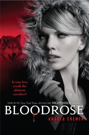 Okładka książki Bloodrose