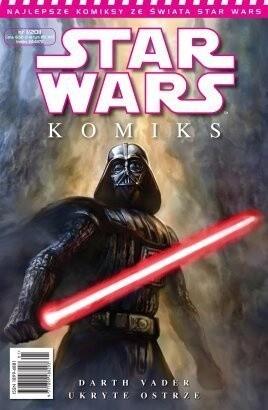 Okładka książki Star Wars Komiks 1/2011