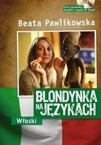 Okładka książki Blondynka na Językach - Włoski