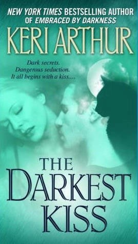 Okładka książki The Darkest Kiss