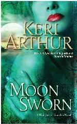 Okładka książki Moon Sworn