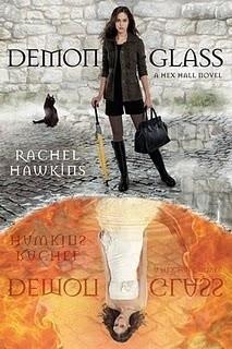 Okładka książki Demonglass