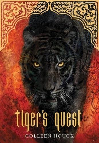 Okładka książki Tiger's Quest