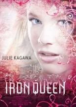 Okładka książki The Iron Queen