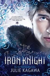 Okładka książki The Iron Knight