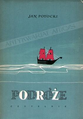 Okładka książki Podróże