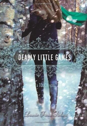 Okładka książki Śmiertelne gierki