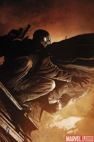 Okładka książki Spider-Man Noir: Eyes Without a Face #01