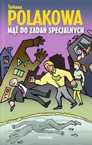 Okładka książki Mąż do zadań specjalnych