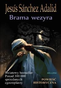 Okładka książki Brama wezyra
