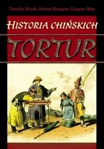 Okładka książki Historia chińskich tortur