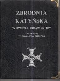 Okładka książki Zbrodnia katyńska w świetle dokumentów