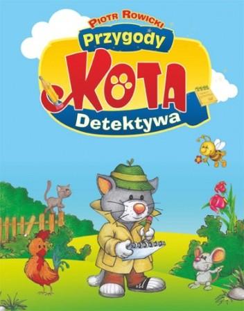Okładka książki Przygody Kota Detektywa