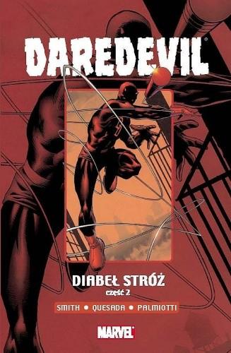 Okładka książki Daredevil. Diabeł stróż cz. 2