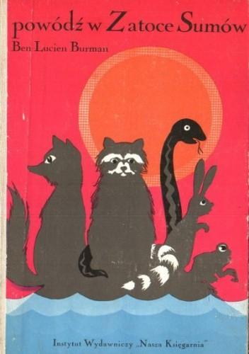 Okładka książki Powódź w Zatoce Sumów