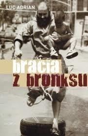 Okładka książki Bracia z Bronksu
